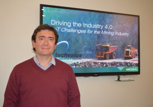 Techvalue destaca las ventajas del IIoT en el sector industrial
