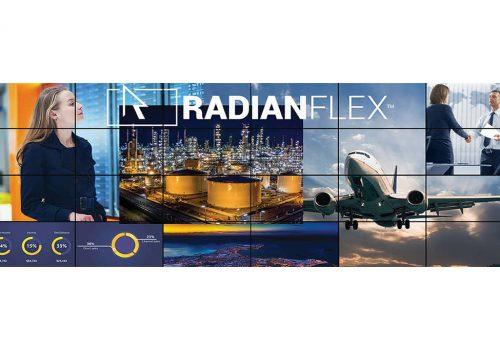 Techvalue presenta Software de Video Wall Radian Flex de Black Box
