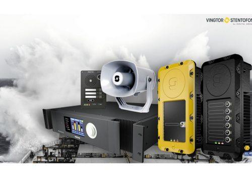 Techvalue presenta la línea de equipos Offshore Maritime de Zenitel