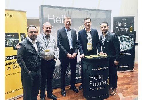 Techvalue resaltó su participación en el reciente encuentro de distribuidores de Zenitel