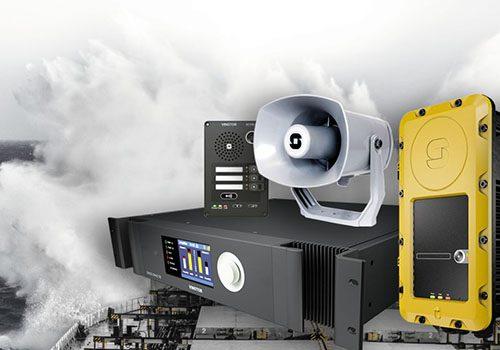 Moderniza tus sistemas con la línea de equipos Offshore Maritime de Zenitel