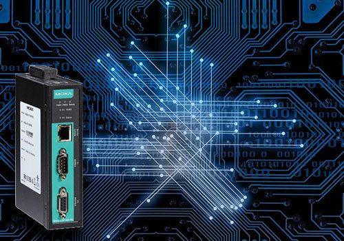 Techvalue presenta la nueva línea de comunicación Gateways MGate 4101-MB-PBS de Moxa