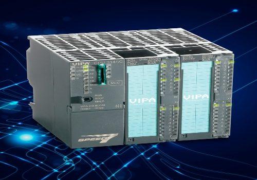 Alta velocidad y máximo rendimiento, Techvalue presenta el nuevo VIPA 300S+ de Yaskawa