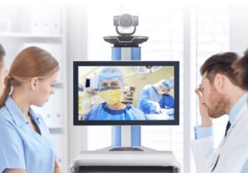 Techvalue presenta la nueva maleta de telesalud AMiS-22 de Advantech, la solución médica portátil para todo momento y lugar
